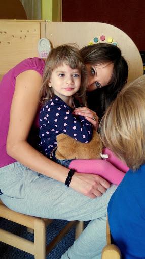 Třída Motýlek - děti s kombinovaným postižením